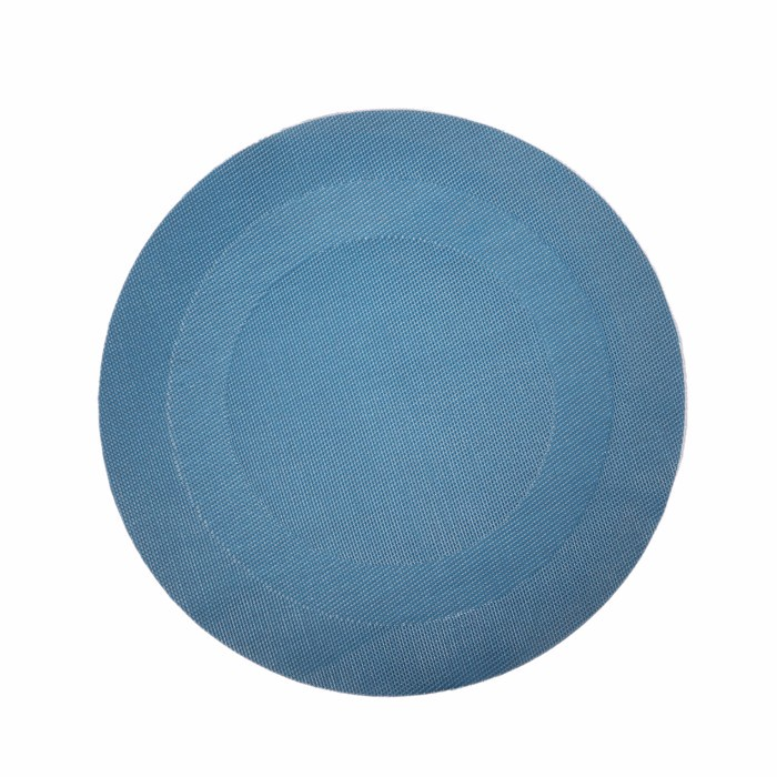Cheap wrinkle resistant pvc placemats for restaurants
