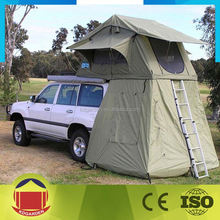 2015 New Car Roof Top Tent For Camping /3x4.5/4wd offroad car tent