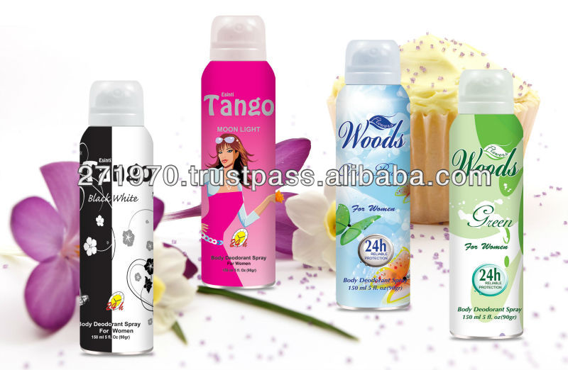perfume deodorant body spray
