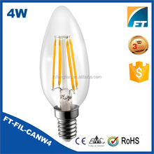 Diammable 400lm 3.5w led bulb ,candle led bulb ,filament led bulb from China