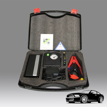 High Quality Factory Price 400 Peak Amps 12800mah Jump Starter 12V Best Car Battery Chargers with Tire Inflator