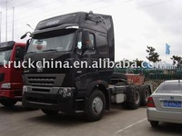Sinotruk Howo A7 tractor 371hp Tractor Truck Prime Mover