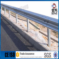 China suppliers protecting plate expressway highway safety guardrail