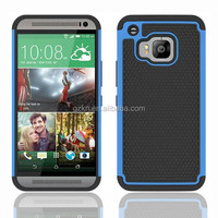 Newest latest Sturdy and durable rugged ballistic new products shockproof tough defender cheap TPU case for HTC One M9