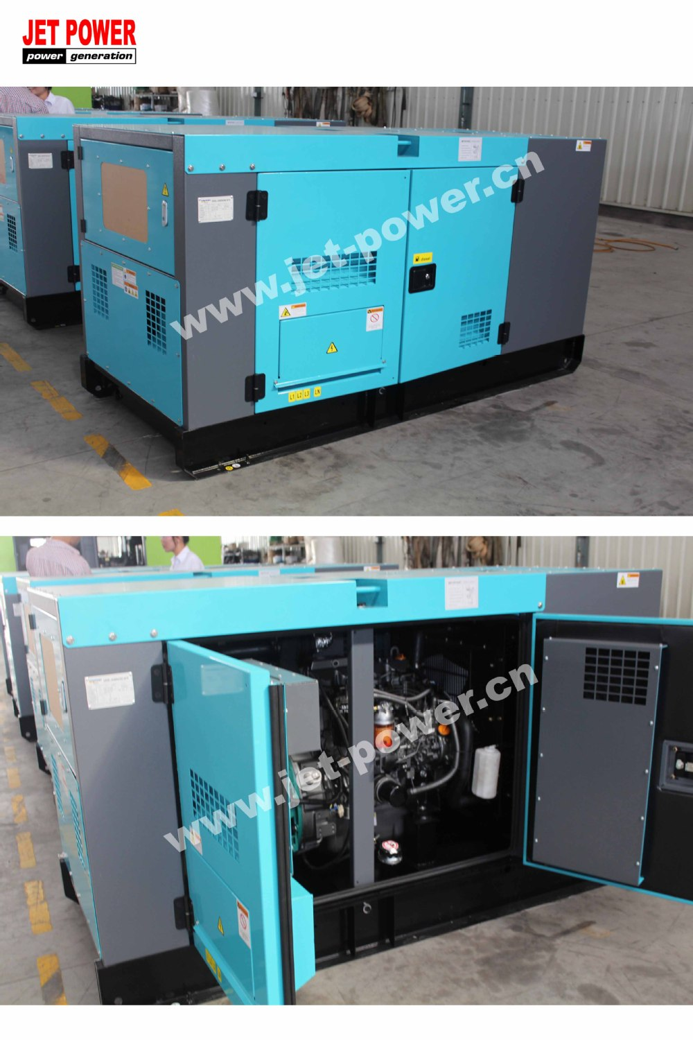 low price generator electric power 15kw diesel generator from india