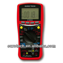 ET9960A RS232 3-3/4 Digits Portable Digital Multimeter
