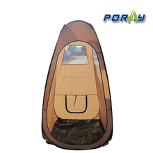 poray singel pop-up shower tent camping WC/ toilet tent model change clothes tent