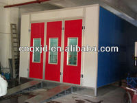motorcycles spray booth manufacturer in Guangzhou China