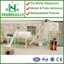 25-30T per day Simple screeding coat mortar production line in China,cement-lime mortar production line/manufacturing plant