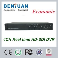 Cheap H.264 hd-sdi dvr 4ch Intelligent Network DVR