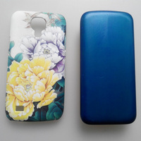 Sublimation Cell Phone Case Fix For S4 MINI