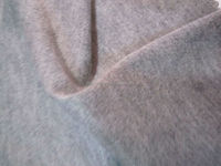TR coarse jersery knitted fabric for sweater imitation of cashmere