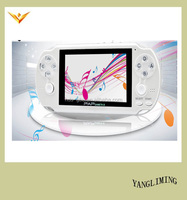 64 bit Portable video game console PAP-gametaII with MP5/MP4/MP3/ebook/recorder/camera/movie