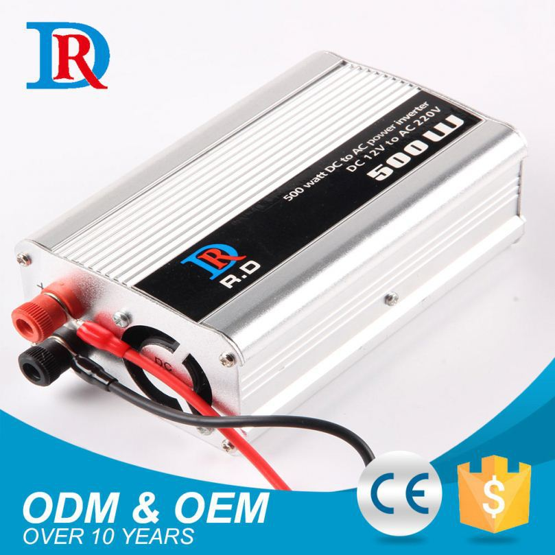 Direct Price Automatic 12V 220V 500W Inverter With Charger