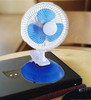 2 speed 2 in 1 6 inch electric mini table clip fan