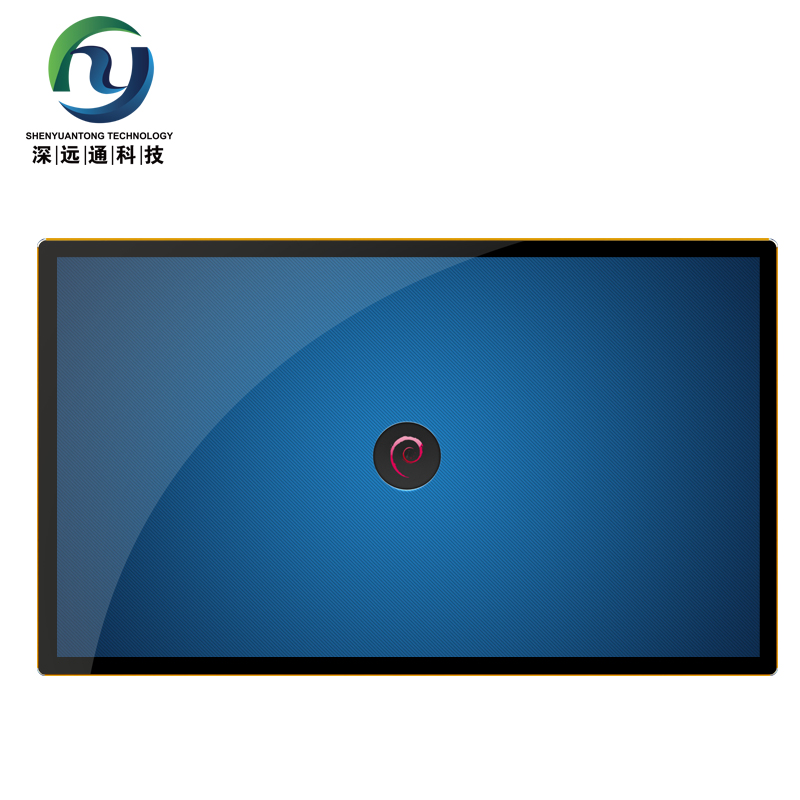 "18.5""all in one pc wall mounted/desktop lcd digital signage"