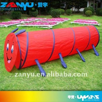 outdoor toy for kids play tunnel tent & outdoor toy for kids play tunnel tent View Dia45*150cm Pop up toy ...