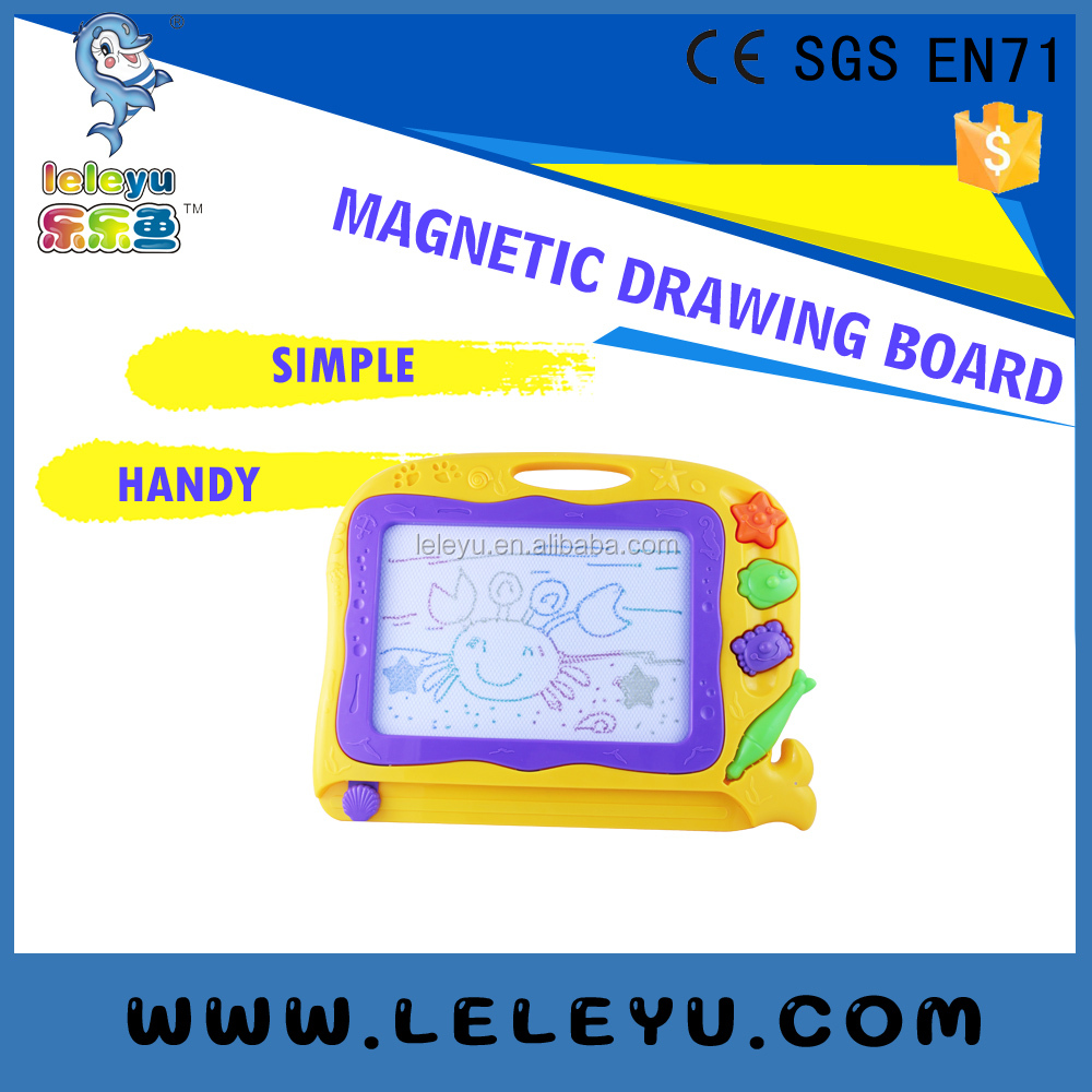 Learning Toys Tablet Magnetic Writing And Drawing Board