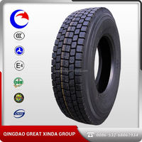 Eco Green Tire Recycling Best Quality Tbb/Bias Truck Tyre