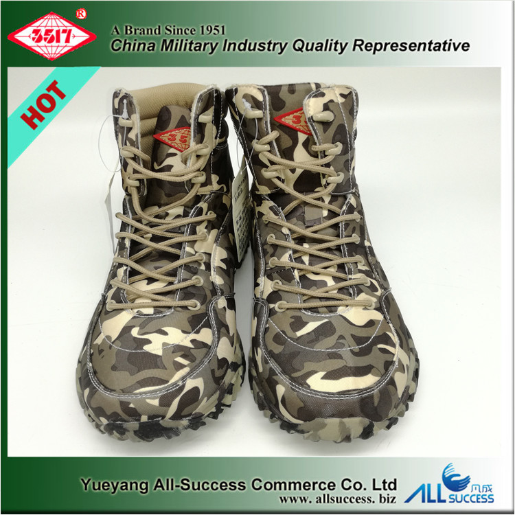 Fashion military training camouflage shoes smart casual outdoor climbing