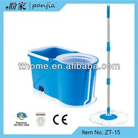 NEW WHIZZ MOP BUCKET SPIN HEAD MAGIC SPIN MOP LAMINATE GRANITE WOOD FLOORING,ZT-15