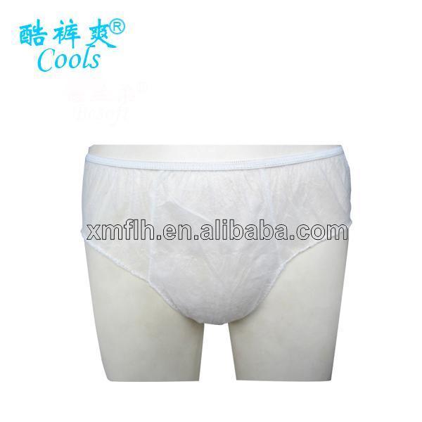 briefs underwear big men underwear spa disposable underwear