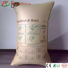 best price high quality 90 gsm pp dunnage bags fast valves fillled air for void filling in containers