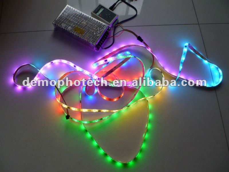 5V Dreamcolor Flexible TM1809 LED Strip
