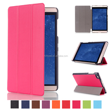 7 inch Tablet Case Flip Leather Cover Case for Tablet Huawei M2 7.0