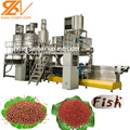 Chinese leading manufacturer fish feed double screw extruder