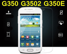 Premium Tempered Glass Explosion Proof Film Screen Protector Guard Newest For Samsung Galaxy S3 S4 S5 Mini G355h G350