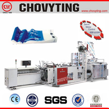 Fully Automatic Servo Motor Drive Wicketer Bag Making Machine