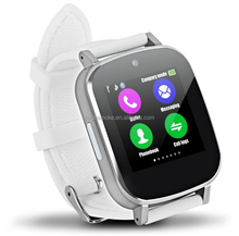 New arrival Z9 single-camera bluetooth smart watch In-one stereo headphones GPRS Internet access Twitter Android smart watch