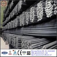 Building materials high tensile deformed steel rebar, deformed steel bar ,Grade 40 Grade 60 rebar steel prices