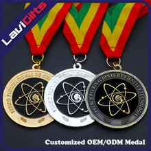 Cheap custom design your own medals