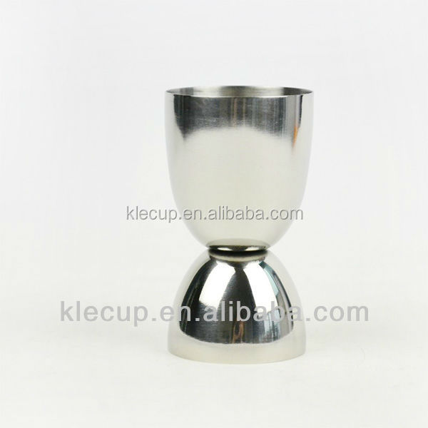 Wine Party Item HOT Sale Stainless Steel Pint Glass Wine Cup with Custom Design