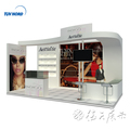 Special trade show exhibit display stand exhibition booth