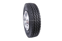 Tubeless all steel radial truck and bus mix road tyre HS64