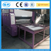 Dongguang HL Multi-color flexo Ink Corrugated Paperboard carton box Die-cutter and slotter Machine price