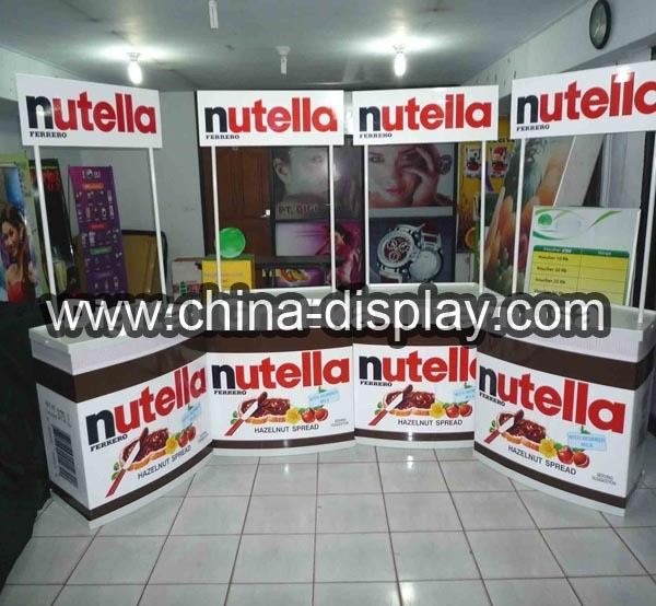 foldable promotion table promotional table