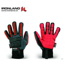 Factory directly low moq safety waterproof mechanics mechanical work gloves