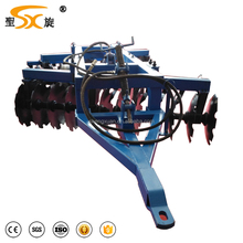 drag type heavy duty disc harrow for tractor