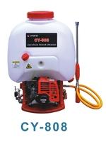 Gas knapsack power sprayer CY-808