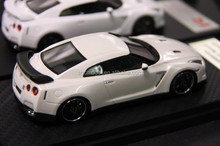 Customized made 1 43 scale diecast metal car, zinc alloy model car