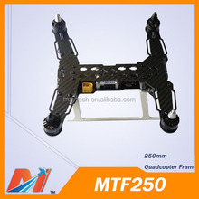 Maytech rc quadcopter racing fpv 250 for quad kits