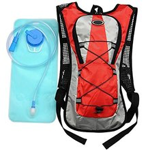 Outdoor Hydration Pack Water Rucksack Bladder Bag Cycling Bicycle Hydration Backpack