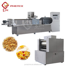 Roasted corn flakes production machine