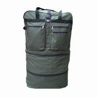 Rolling Wheeled Duffle Duffel Bag Spinner