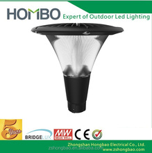 Optimizes illuminance patterns garden pole light modern
