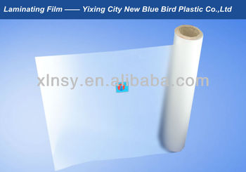 bopet laminating film roll
